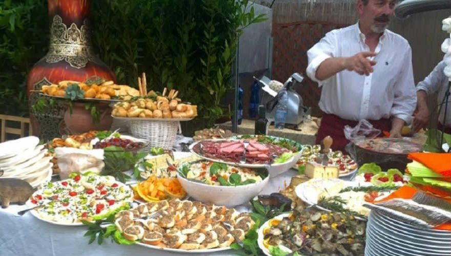 preventivi catering firenze