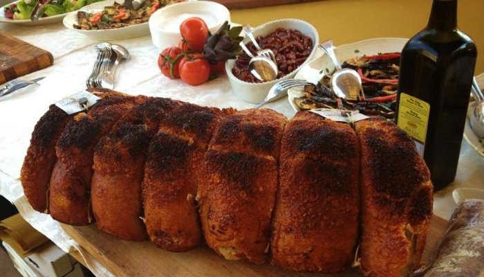 girello arrosto gastronomia firenze